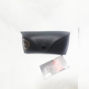 RAY BAN SOFT SHELL GLASS CASE